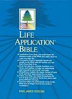 Life application Bible : King James verson…