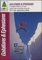 NIV Life Application Bible Studies:…