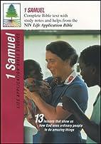 NIV Life Application Bible Studies: 1 Samuel