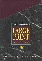 Living Large Print Crimson Burgundy Bonded…