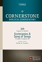 Cornerstone Biblical Commentary: Job,…
