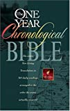 Tyndale: One Year Chronological Bible, New Living Translation: New Living Translation
