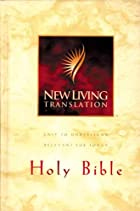 The Holy Bible: New Living Translation (NLT)…