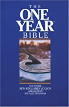 The One Year Bible NKJV by Tyndale