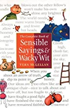 The Complete Book of Sensible Sayings &…