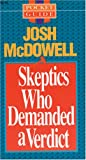 McDowell, Josh D.: Skeptics Who Demanded a Verdict (Pocket Guides)