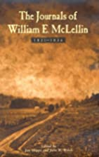 The Journals of William E. McLellin,…