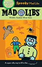 Spooky Mad Libs by Roger Price