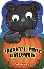 Spooky's First Halloween (Salina Yoon Books)…