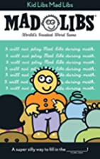Kid Libs (Mad Libs) by Roger Price