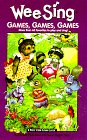 Beall, Pamela Conn: Wee Sing Games, Games, Games : More Than 60 Favorites to Play and Sing
