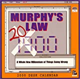 Bloch, Arthur: Murphy's Law Desk Calendar
