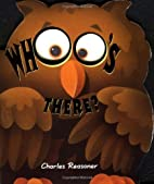 Whoo's There (Halloween Glow Books) by…