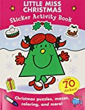 Hargreaves, Roger: Little Miss Christmas Sticker Activity Book (Mr. Men and Little Miss)