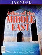 Hammond Atlas of the Middle East by Hammond…