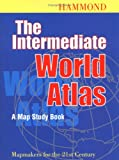 Hammond Incorporated: Intermediate World Atlas (Map Study Book)
