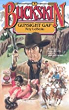 Gunsight Gap (Buckskin) by Roy Lebeau