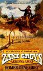 Gun Trouble in Tonto Basin by Romer Zane…