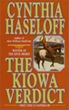 The Kiowa Verdict by Cynthia Haseloff
