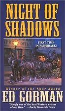 Night of Shadows (Leisure Historical…