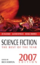 Science Fiction: The Best of the Year 2007…