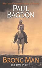 Bronc Man (Leisure Historical Fiction) by…