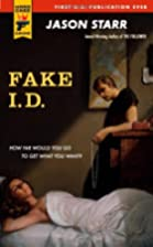 Fake I.D. by Jason Starr