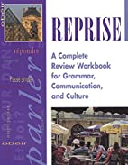Reprise: A Complete Review Workbook for…