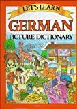 Goodman, Marlene: Let's Learn German Picture Dictionary