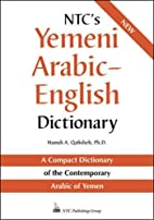 NTC's Yemeni Arabic-English Dictionary by…