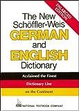 Schoffler, Herbert: The New Enlarged Schoffler-Weis German and English Dictionary