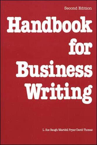 handbook-for-business-writing