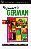 McNab, Rosi: Beginner's German