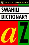 Perrott, D. V.: Concise Swahili and English Dictionary: Swahili-English/English-Swahili