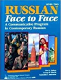 Morris, George: Russian Face to Face: Intermediate