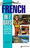 Baldwin, Shirley: Conversational French in 7 Days