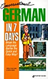 Baldwin, Shirley: Conversational German in 7 Days