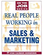 Real People Working in Sales & Marketing (On…