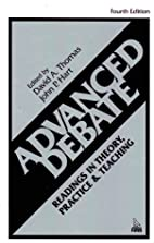 Advanced Debate : Readings in Theory,…