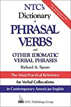 NTC's Dictionary of Phrasal Verbs : and…