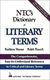Morner, Kathleen: Ntc&#39;s Dictionary of Literary Terms