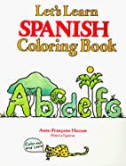 Let's Learn Spanish Coloring Book (Let's…