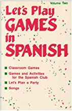 Let's Play Games in Spanish by Loretta Burke…