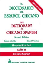 The Dictionary of Chicano Spanish by…