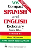 Vox: Vox Compact Spanish and English Dictionary