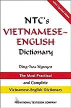 NTC's Vietnamese-English Dictionary by…