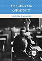 Education and Opportunity (Values and…