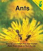Ants (Seedlings) by Lynn Salem