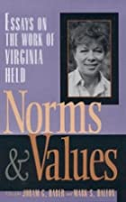 Norms and Values: Essays on the Work of…