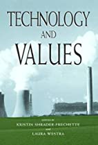 Technology and Values by Kristin…